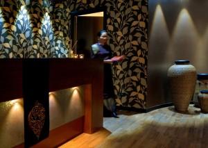 Massaggio Thai con vista lago al Cocca hotel