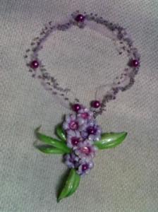I bijoux di Marina Spada, realizzati con la tecnica del sospeso trasparente effetto porcellana