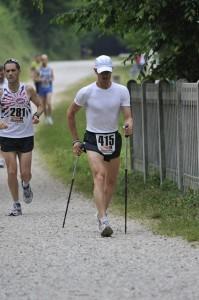 1° Endurance di nordic walking a squadre: la 12 ore di Barbarano