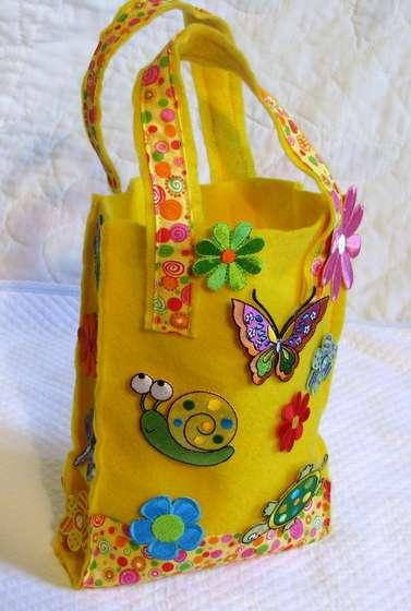Come fare una shopping bag, ovvero la vostra borsa della spesa. 10 tutorial scaricabili