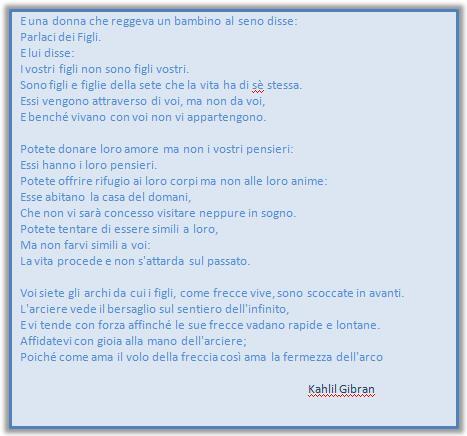 Matrimonio Blog Poesia Matrimonio Gibran