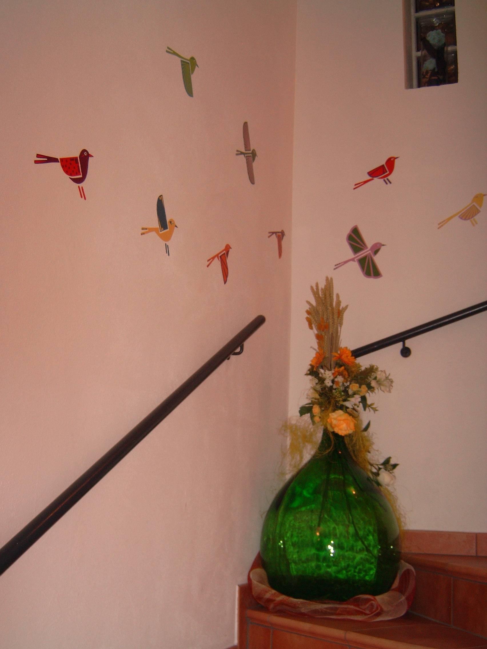 Ecco come ho decorato le mie pareti con gli wall stickers della Lavatelli