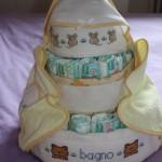 Idee per torte di pannolini