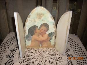La foto del giorno: Antine con Angeli di Margherita