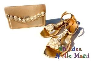 Come rinnovare un paio di scarpe e una borsa: tutorial fotografico in italiano