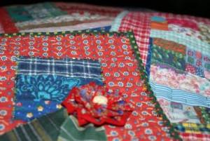 Come riciclare dei vecchi pezzi di stoffa e intervista esclusiva ad Anna Scaramelli
