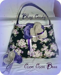 Blog Candy cica cica buuu: vinci una stupenda borsa handmade!!!