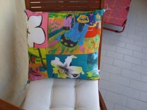 La foto del giorno: il cuscino di Marilena