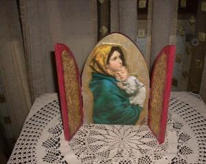 La foto del giorno: Antine con Madonna di Margherita