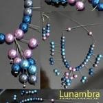 collana perle color
