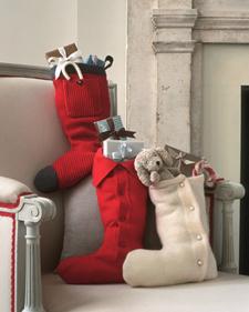 Come realizzare le calze di Natale: 10 tutorial