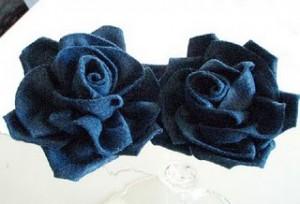 La foto del giorno: le rose blu di Mariella