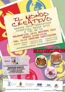 Biglietto riduzione per Il Mondo creativo: personalizzato Chiara Consiglia!