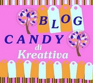 Il primo giveaway di Kreattiva