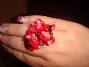 La foto del giorno: anello realizzato da Valeria