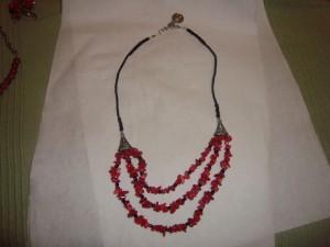 La foto del giorno: la collana di Valeria