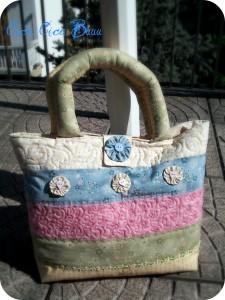 La foto del giorno: la borsa di Sabrina