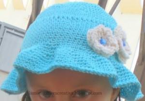 Come realizzare un cappellino a maglia: schema-tutorial