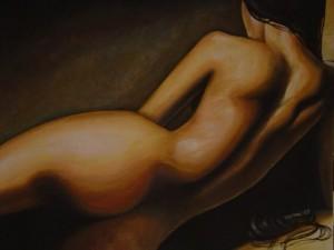 Intervista alla pittrice Marlene Pennacchietti, raccolta da ValeriAtelier