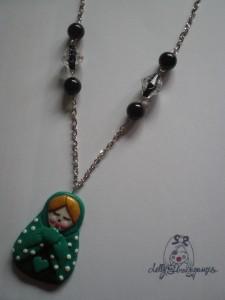 necklace matrioska