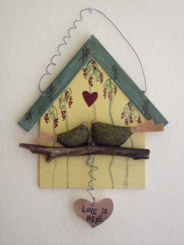 La foto del giorno: casetta di legno di Daniela