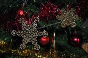 Decorazioni per l'albero di Natale: le vostre idee e i vostri tutorial (2°parte )
