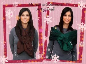 La collezione autunno-inverno 2010/'11 di Morgana Creazioni