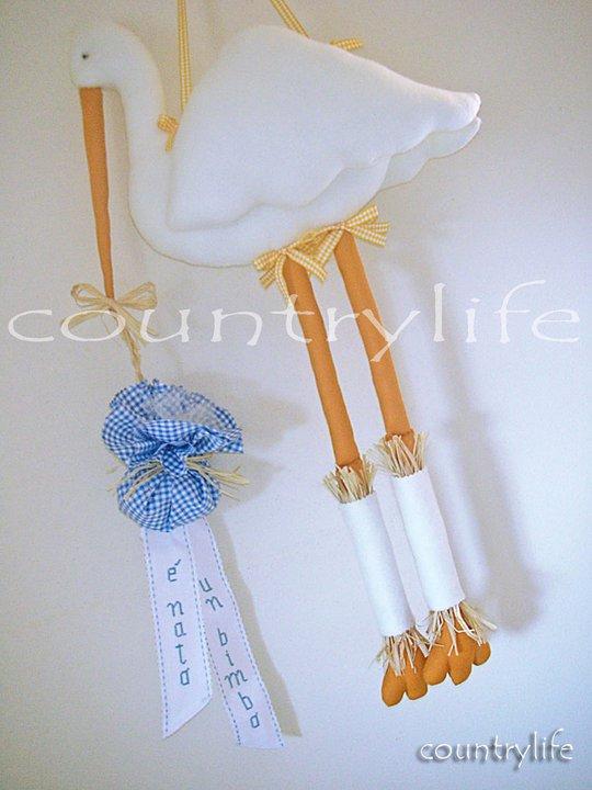 La foto del giorno: la cicogna di Veronica Country Life