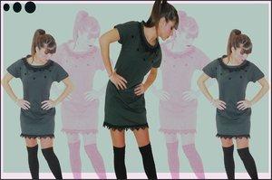 La nuova collezione di abiti cuciti a mano di Mademoiselle VG