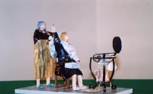 Le miniature in pasta di cartapesta di Piero Stefani