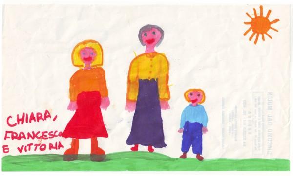 Il disegno di vostro figlio ricamato sulla sciarpa del papà: la proposta di Ilze Stile che ti aiuta a dare forma ad una emozione
