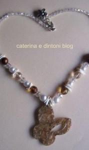 La foto del giorno: la collana di Caterina