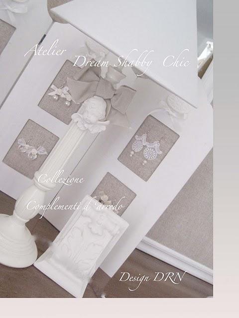 Dream Shabby Chic: fashion design, complementi d'arredo, cadeaux de mariage