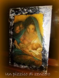 La foto del giorno: La Madonna con il Bambino di Silvia