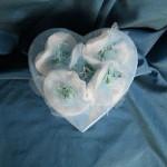 Le foto del giorno: le bomboniere di Mauri