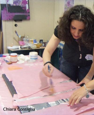 LETIZIA BARBIERI: IL MONDO CREATIVO _ BOLOGNA 8/10 APRILE 2011