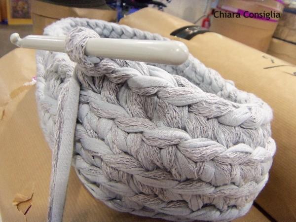 Borse di cotone all uncinetto ym26 regardsdefemmes for Borse fettuccia uncinetto tutorial