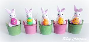 La foto del giorno: i coniglietti pasquali  di Silvia