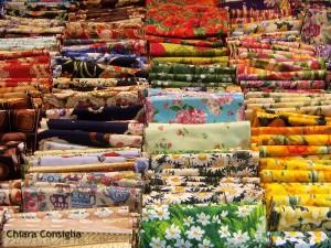 Dall'Olanda, più di 900 stoffe per il patchwork