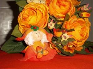 La foto del giorno: la fatina dei fiori di Michela