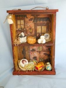 La foto del giorno: teca porta miniature di Mauri