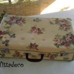 Come riutilizzare una vecchia valigia