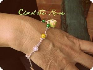 La foto del giorno: il bracciale di Chocolate Rose