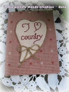 La foto del giorno: la copertina country di Donatella
