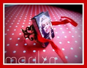 La foto del giorno: l'anello Marilyn Monroe di Chocolate Rose