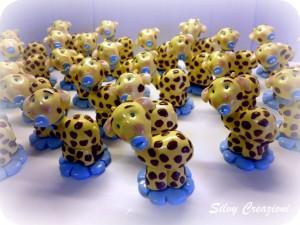 La foto del giorno: le giraffine di Silvia