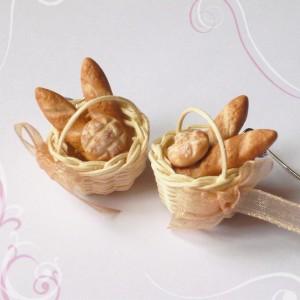 La foto del giorno: i cestini di pane della Bottega delle dolcezze