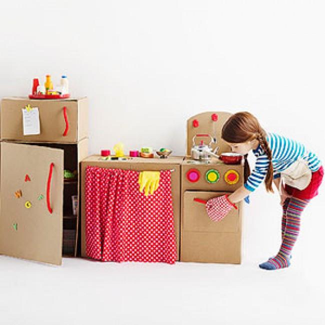 Come realizzare dei giochi con degli scatoloni: tutorial
