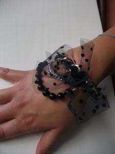 La foto del giorno: i bracciali di Francesca