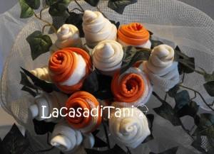 La foto del giorno: il bouquet MatriBattesimo di Tania